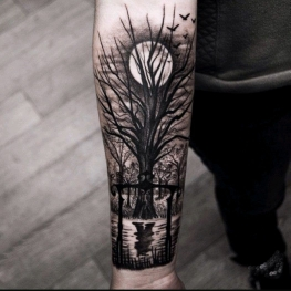 Who likes this tattoo
